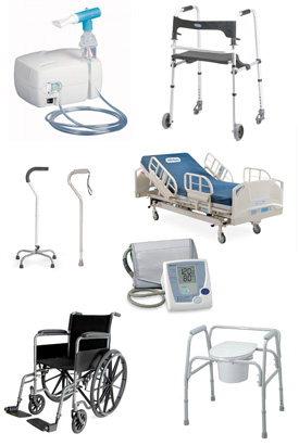 Durable Medical Equipment and Respiratory Services
